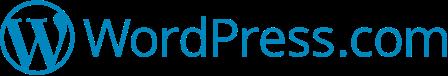 Logo pśedewześa WordPress.com